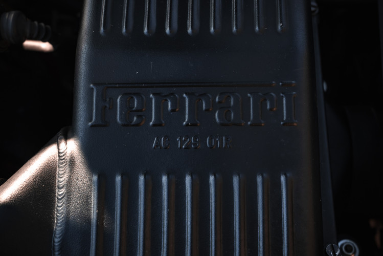 1998 FERRARI F355 F1 SPIDER 11
