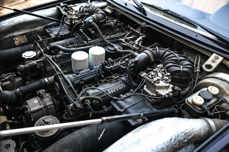 1982 Ferrari 400 i 48