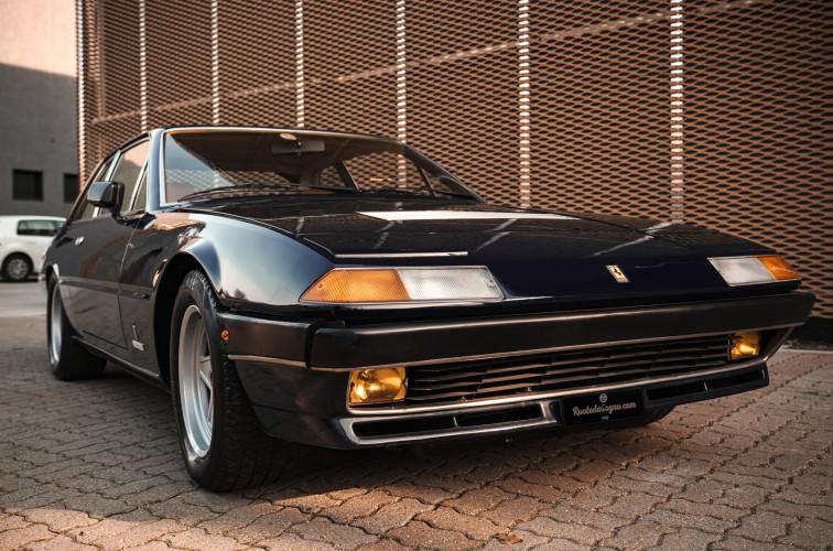 1982 Ferrari 400 i 3