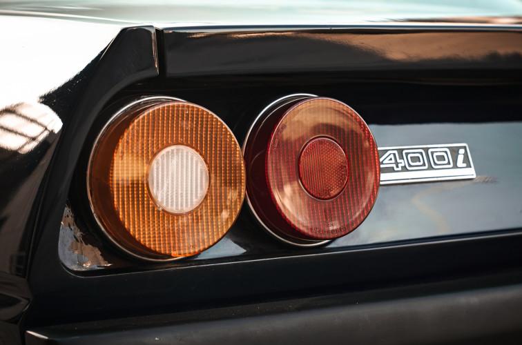 1982 Ferrari 400 i 22