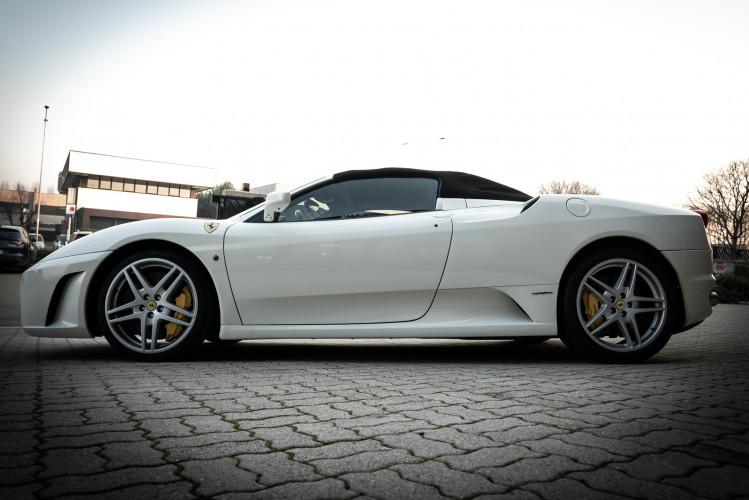 2008 Ferrari F430 Spider F1 12