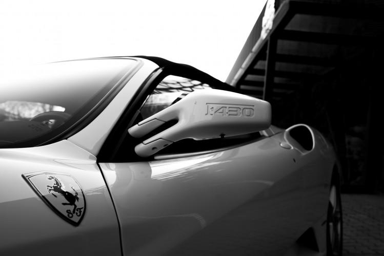 2008 Ferrari F430 Spider F1 1