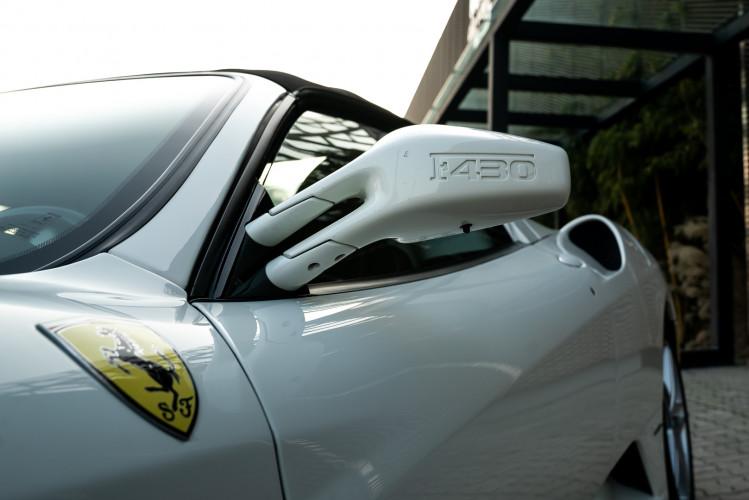 2008 Ferrari F430 Spider F1 3