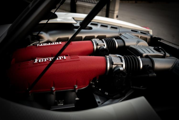 2008 Ferrari F430 Spider F1 42