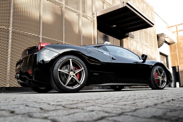 2010 Ferrari 458 Italia DCT 3