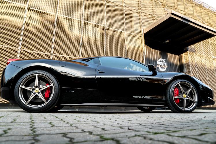 2010 Ferrari 458 Italia DCT 5