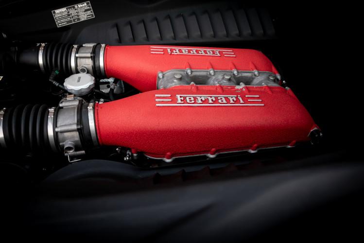 2010 Ferrari 458 Italia DCT 42