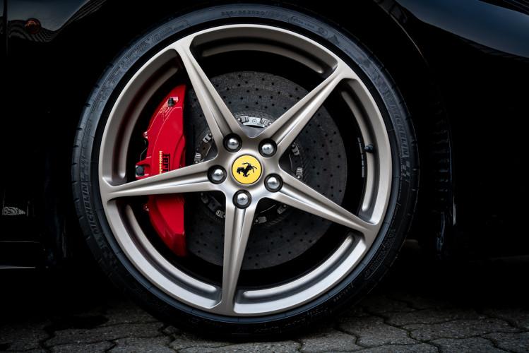 2010 Ferrari 458 Italia DCT 49