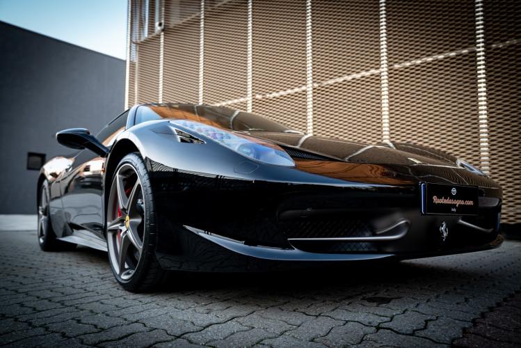 2010 Ferrari 458 Italia DCT 6