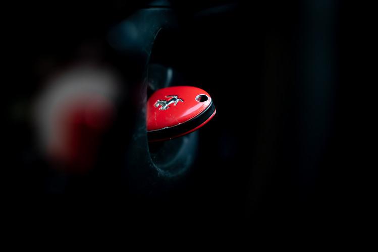 2010 Ferrari 458 Italia DCT 16