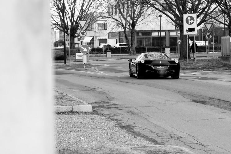2010 Ferrari 458 Italia DCT 10