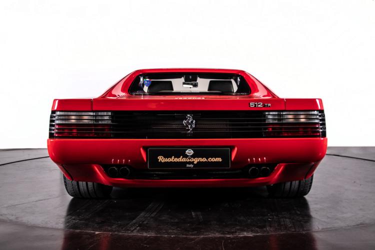 1992 FERRARI 512 TR 5