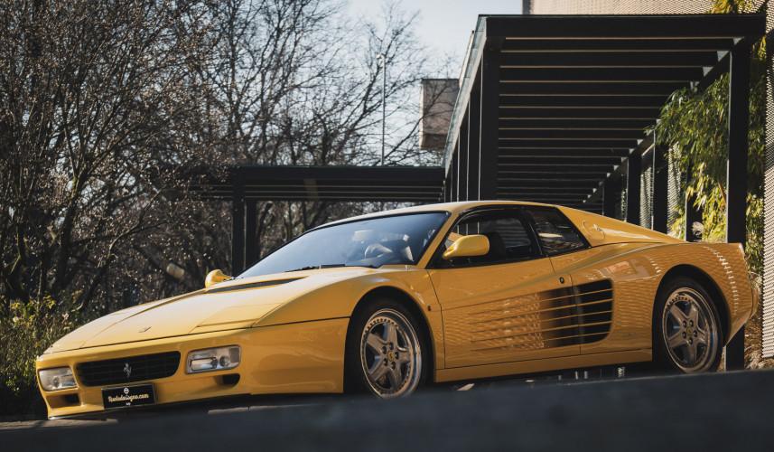 1994 Ferrari 512 TR 21