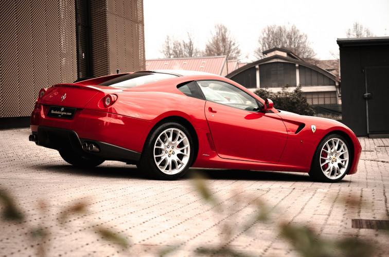 2007 Ferrari 599 GTB Fiorano 2