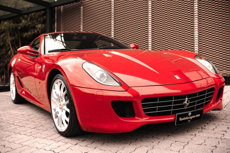 2007 Ferrari 599 GTB Fiorano 3