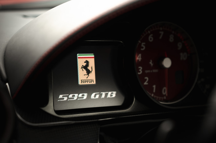 2007 Ferrari 599 GTB Fiorano 63