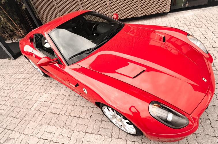 2007 Ferrari 599 GTB Fiorano 11