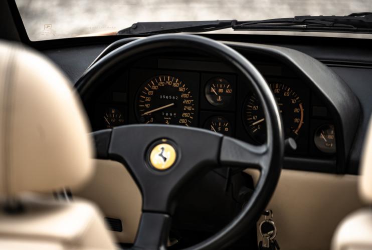 1990 Ferrari Mondial 3.4 T Cabriolet 28