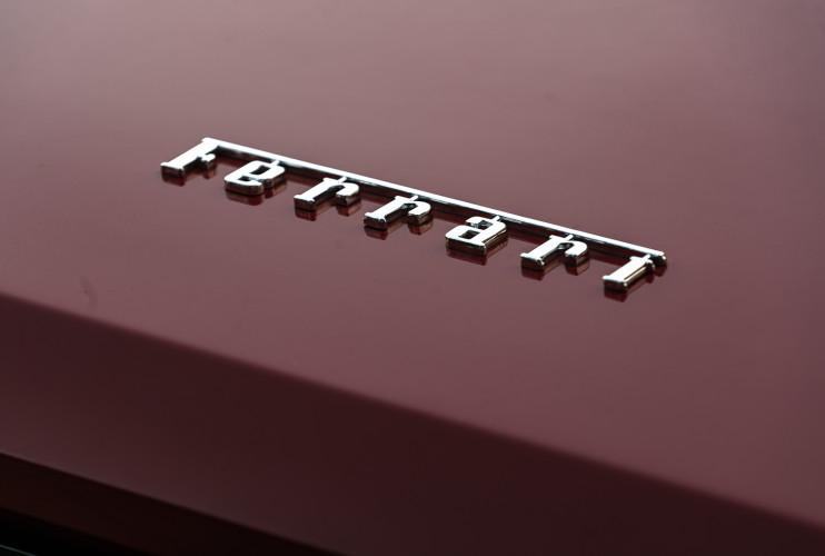 1990 Ferrari Mondial 3.4 T Cabriolet 27