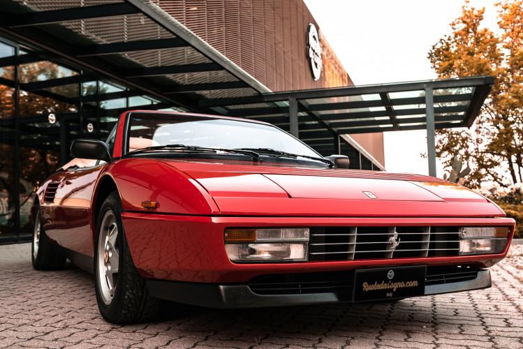 1990 Ferrari Mondial 3.4 T Cabriolet 3
