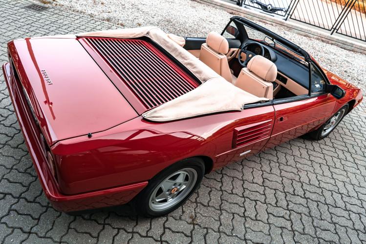 1990 Ferrari Mondial 3.4 T Cabriolet 11
