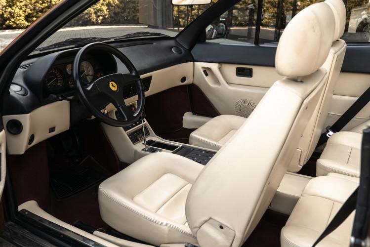 1990 Ferrari Mondial 3.4 T Cabriolet 39
