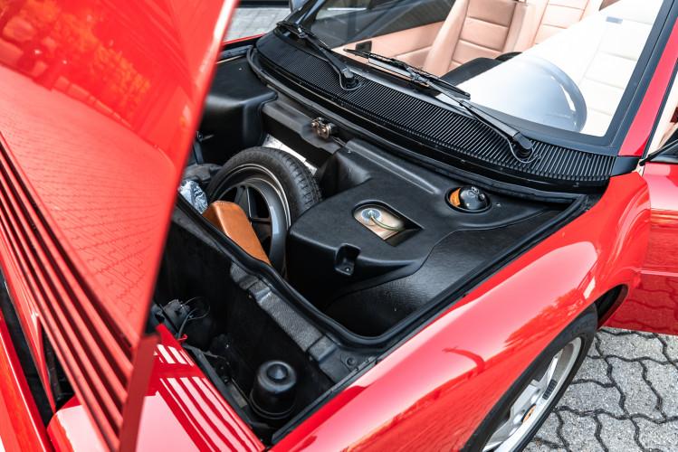 1990 Ferrari Mondial 3.4 T Cabriolet 52