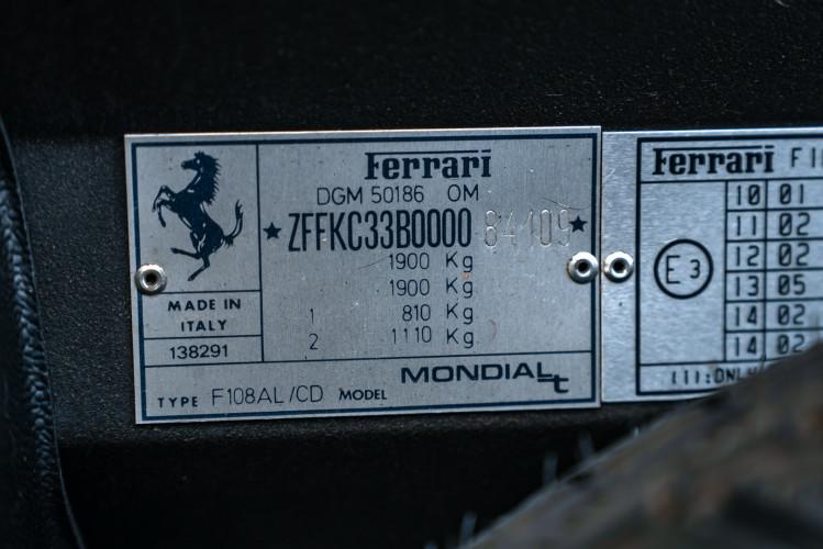 1990 Ferrari Mondial 3.4 T Cabriolet 53