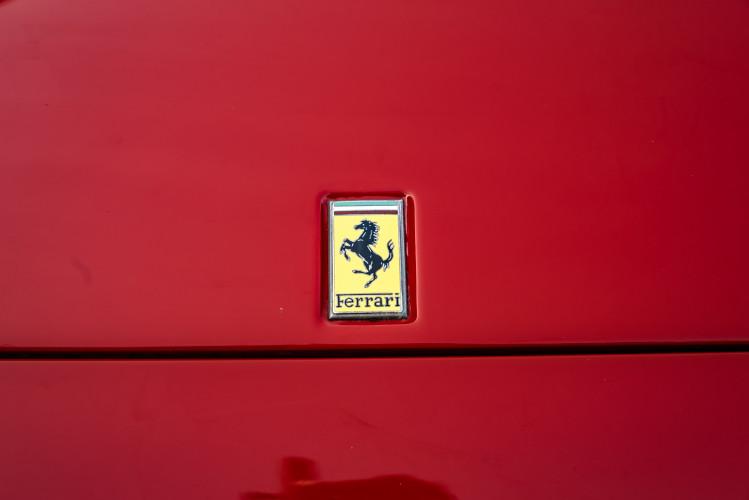 1990 Ferrari Mondial 3.4 T Cabriolet 25