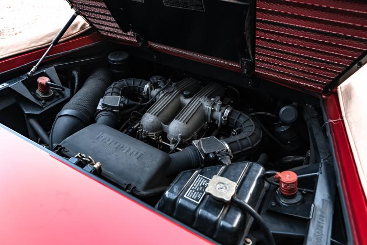 1990 Ferrari Mondial 3.4 T Cabriolet 48