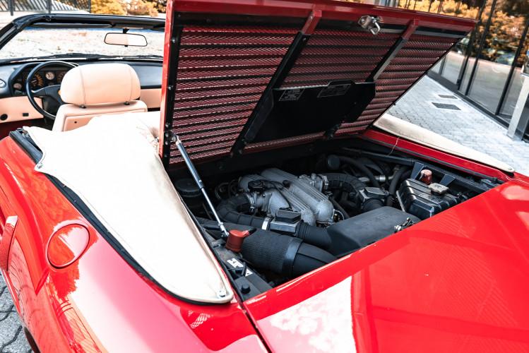 1990 Ferrari Mondial 3.4 T Cabriolet 45