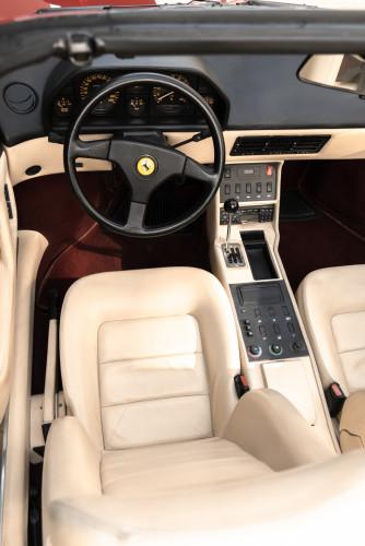 1990 Ferrari Mondial 3.4 T Cabriolet 32