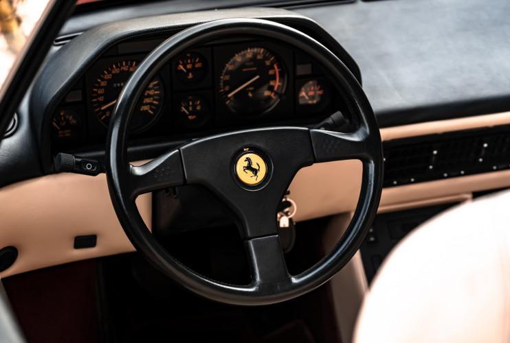 1990 Ferrari Mondial 3.4 T Cabriolet 30