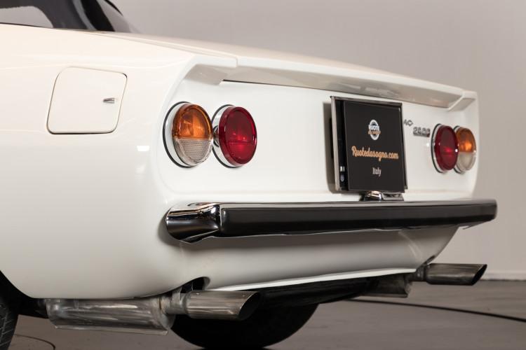 1970 Fiat Dino Spider 2400 23