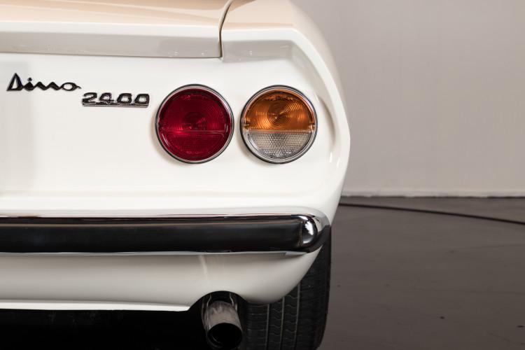 1970 Fiat Dino Spider 2400 24