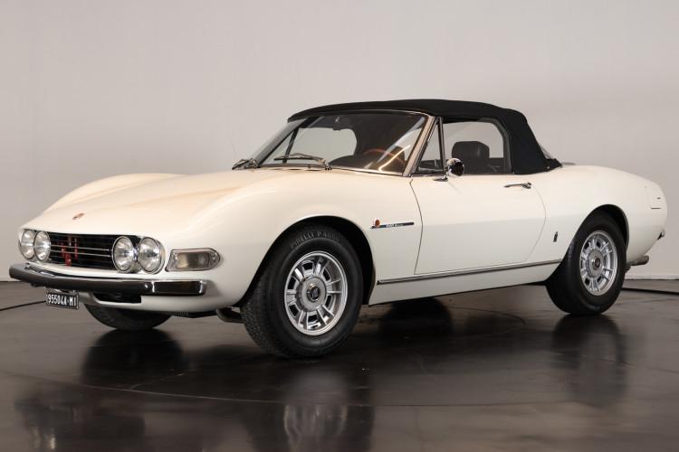 1970 Fiat Dino Spider 2400 0
