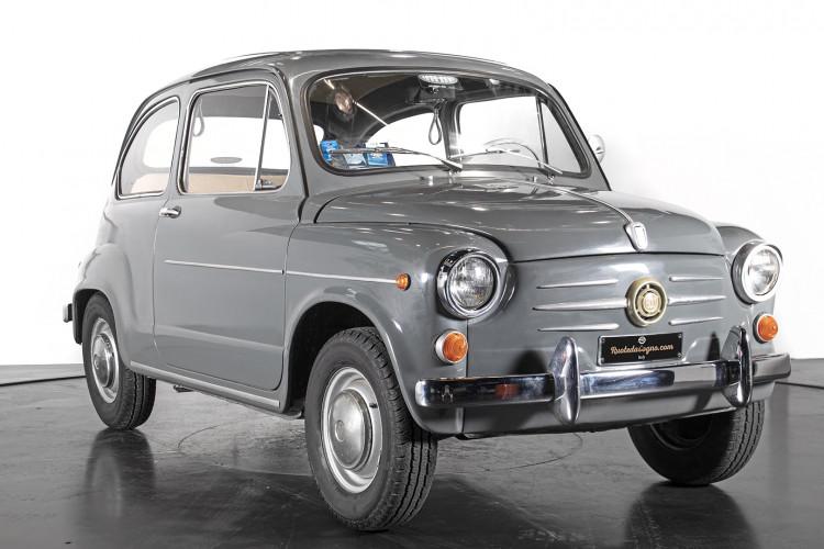 1964 FIAT 600 D 3