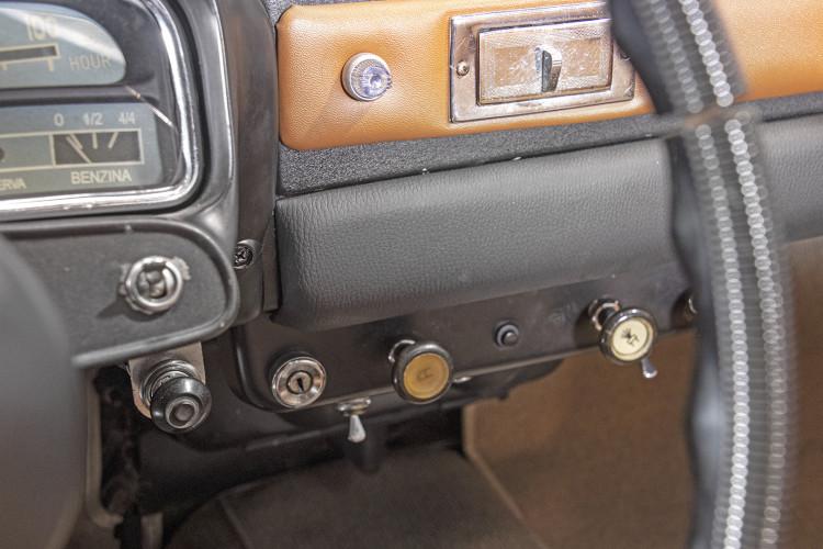 1959 FIAT 1200 TV TRASFORMABILE 38