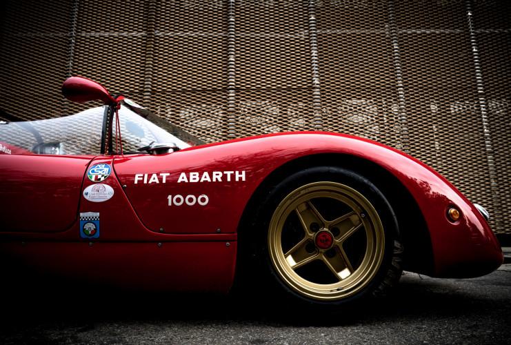 1968 Fiat Abarth 1000 SP 14