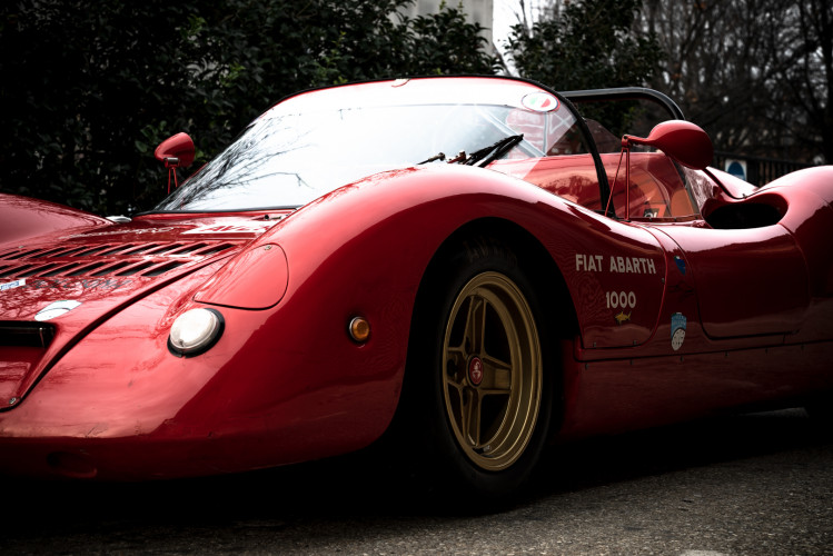 1968 Fiat Abarth 1000 SP 18