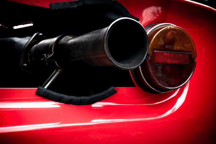 1968 Fiat Abarth 1000 SP 24