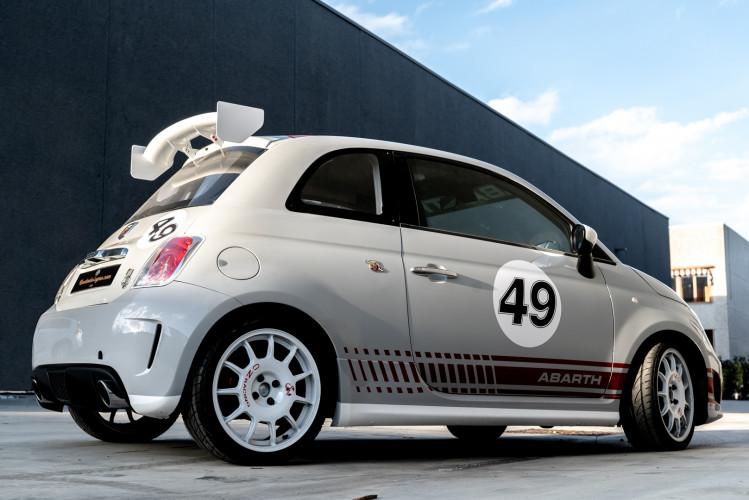 2013 Fiat 500 Abarth Assetto Corse 42/49 Stradale 0
