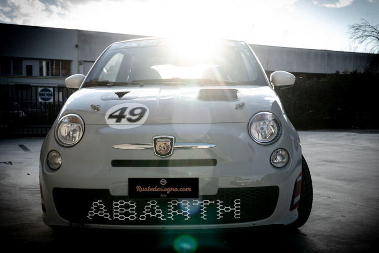 2013 Fiat 500 Abarth Assetto Corse 42/49 Stradale 6