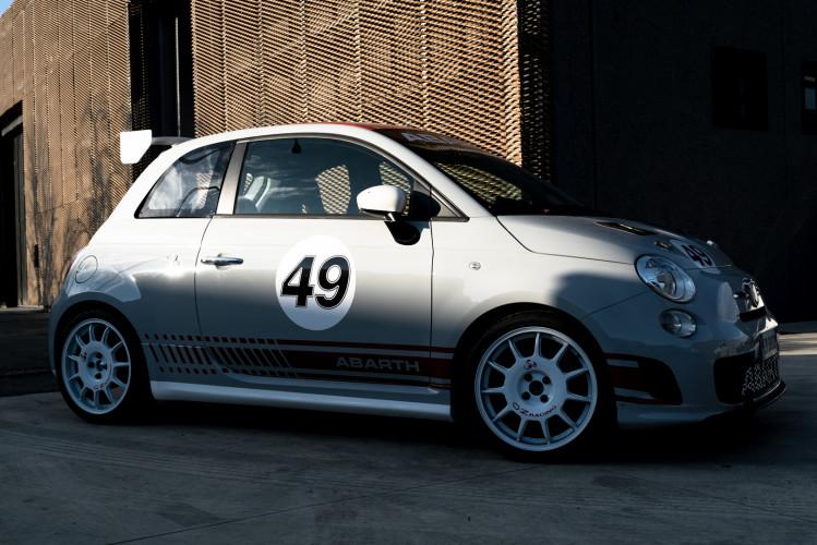 2013 Fiat 500 Abarth Assetto Corse 42/49 Stradale 2