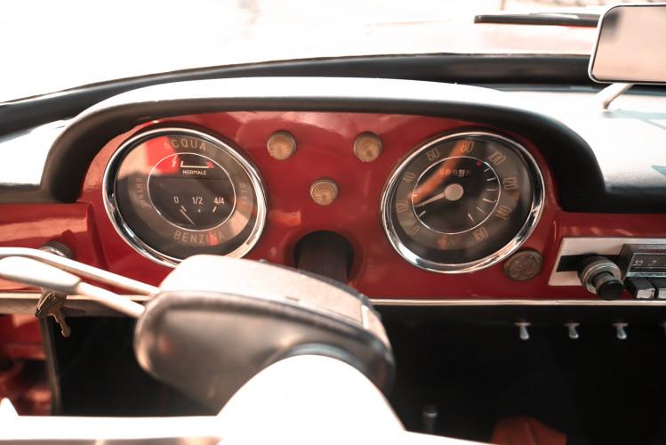 1962 Fiat 1200 Cabriolet Pininfarina 33