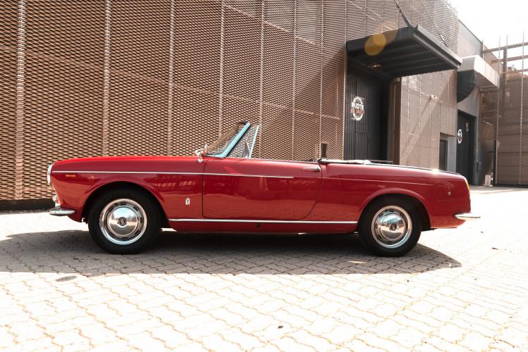 1962 Fiat 1200 Cabriolet Pininfarina 7