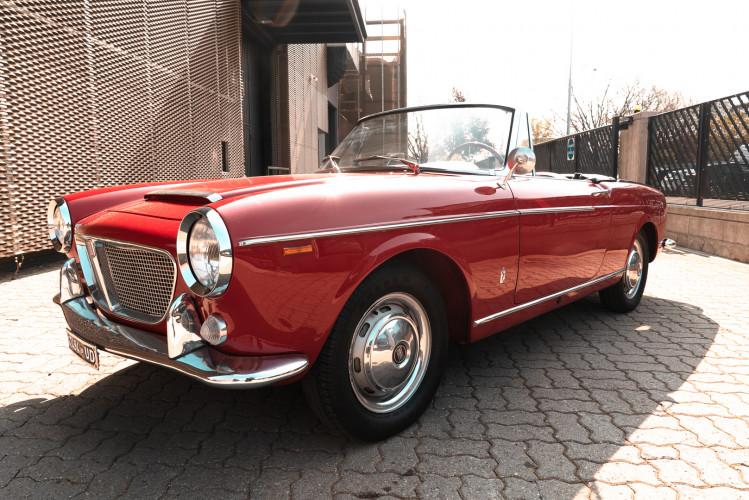 1962 Fiat 1200 Cabriolet Pininfarina 6