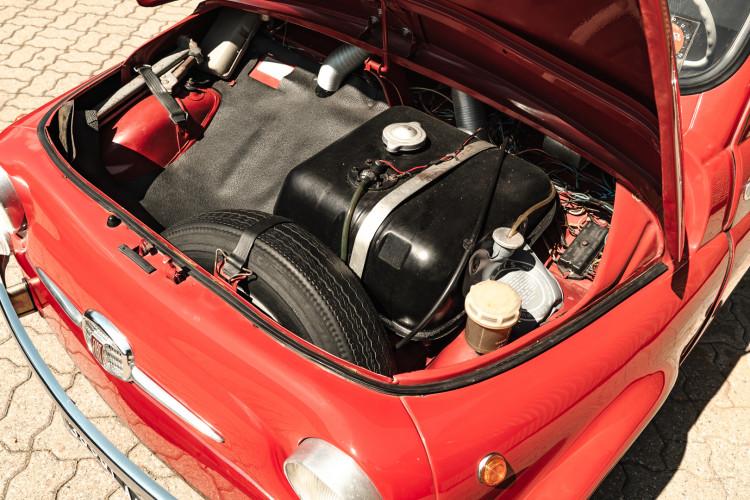 1963 Fiat 500 D 17