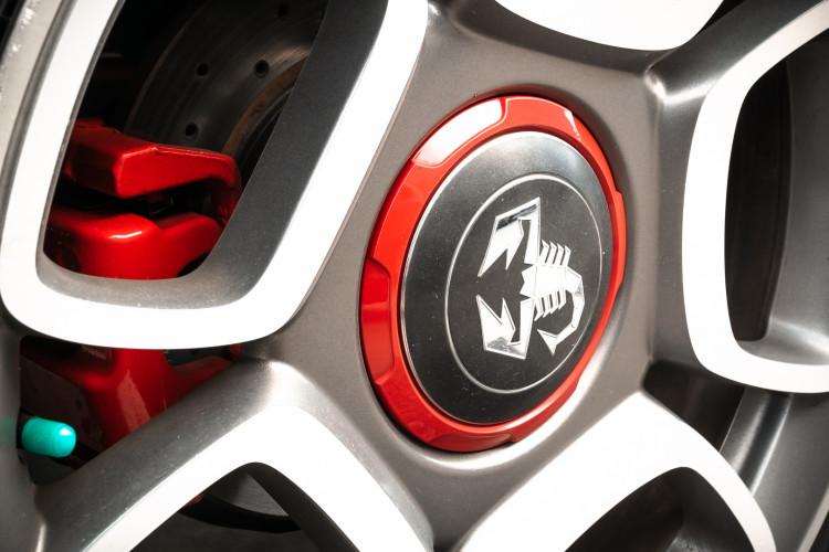 2009 Fiat abarth 500 7