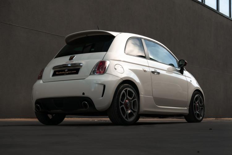 2009 Fiat abarth 500 1